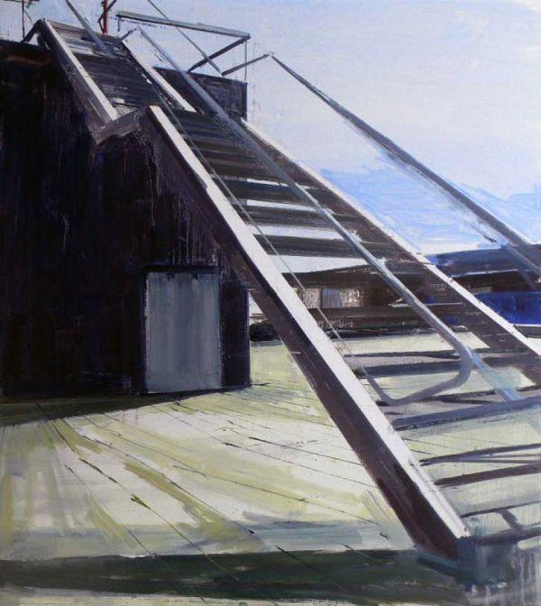 Iron Staircase - 2010
