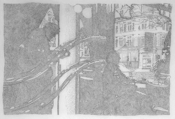 Im Astronomischen Winkel: Travaux publics 2006