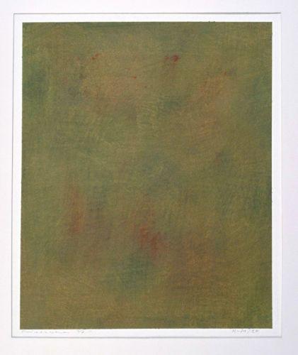 R-M/24 32 x 26 cm Aquarell 1977