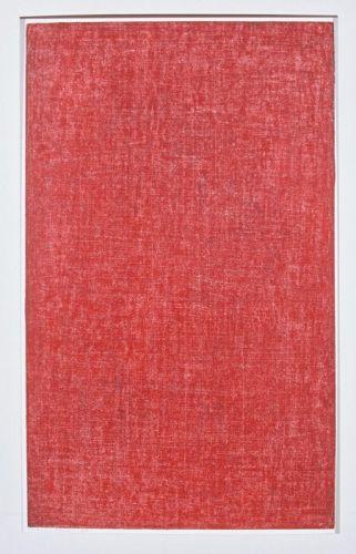 o.T. 43,5 x 26,5 cm Aquarell 1985