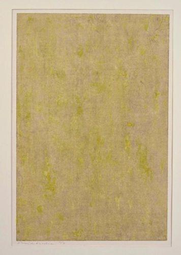 o.T. 29 x 20 cm Aquarell 1977