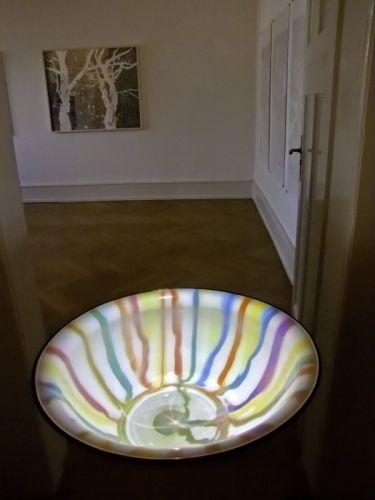 Vom Malerhimmel zum Zeichenraum Foto: Stefan Reisinger