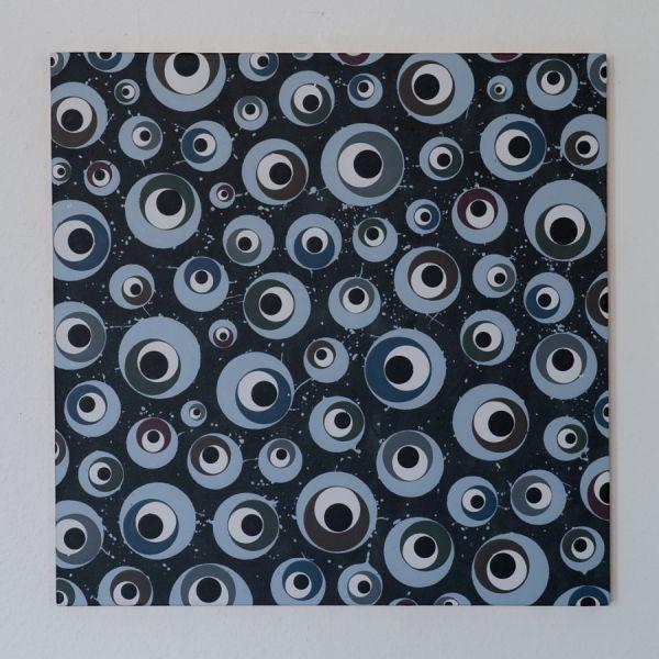 120212  50 x 50 cm  Acryl auf Holz