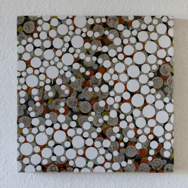 090809  30 x 30 cm  Acryl auf Holz