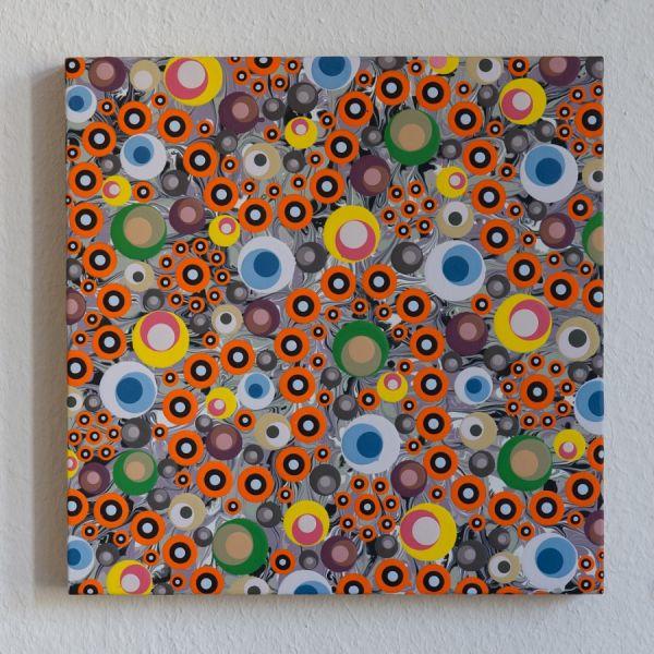 080312  30 x 30 cm  Acryl auf Holz