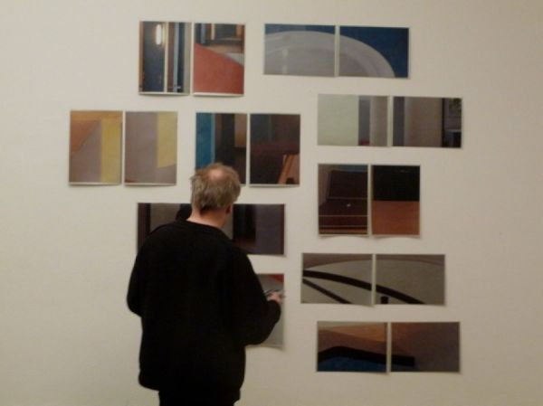 Blick in die Ausstellung Foto: Hösl&Mihaljevic